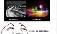 Muzikos galia