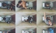 Kokių keistenybių galima pamatyti tualete