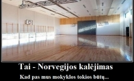 Norvegijos ir Lietuvos palyginimas