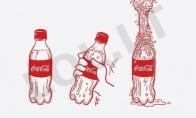 Kas sieja vyrus ir Coca Colą?