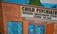 Juokingi ženklai Simpsonuose