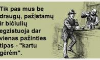 Lietuviški pažinties tipai