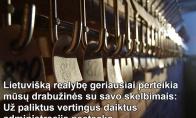 Va kokia ta Lietuviška realybė