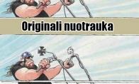 Lietuvio logika keliant nuotraukas į Facebook...