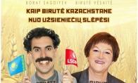 Birutės Vėsaitės nuotykiai Kazachstane