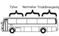 Žmonių išdėstymas viešajame transporte