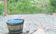 Kur dingsta vanduo iš statinės ?