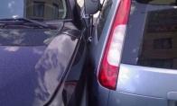 Parkavimas ribotoje erdvėje
