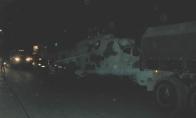 Autoavarija su skraidančiu objektu