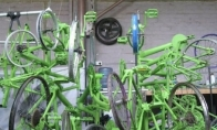Eglė iš dviračių (19 nuotraukų)