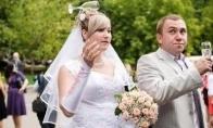 Juokingos vestuvių nuotraukos (17 nuotraukų)