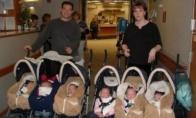 Ši šeima tenorėjo trečiojo vaiko, tačiau gavosi visai kitaip (8 nuotraukos)