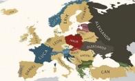 Populiariausi vardai Europoje