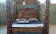 Meilės lova už 75 tūkst. dolerių