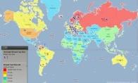 Keliauninko žemėlapis