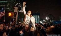 Taip amerikiečiai šventė Osamos bin Ladeno mirtį