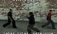 GTA logika visada buvo superinė