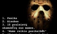 5 didžiausių baimių rūšys