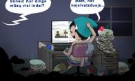 Indų dingimo paslaptis