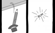 Kur dingsta visi pieštukai ir rašikliai?