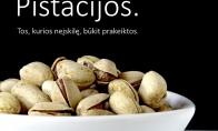 Palinkėjimas pistacijoms