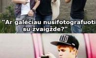 Totalus Bieberio pagaidinimas