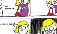 Facebook merginų logika