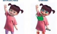 Vaikų mutacija