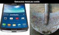 """Naujasis """"Samsung"""" išradimas"""