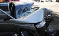 Studentė su Porsche Cayenne užmušė sėselę ant VAZ-2112