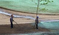 Pasiūlymas Kauno Arenai.Kaip spėti sutvarkyti aplinką!
