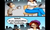 Facebook'o dosnuoliai