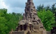 Didžiausia smėlio pilis pasaulyje