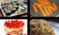 Virtualus ir realus moteriškas maistas