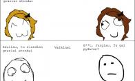 Merginos ir vaikinai