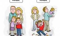 Monopolis - šeimos žaidimas?