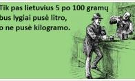 Magiški lietuvių matematiniai sugebėjimai