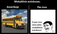 Švietimas Amerikoje ir Lietuvoje