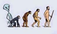 Naujoji žmogaus atsiradimo teorija