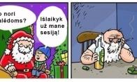 Studentams užtektų šios vienintelės Kalėdų dovanos