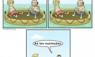 Vandenyno pavojai