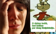 Kodėl moterys verkia?