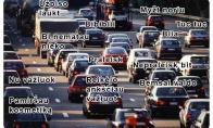 Vairuotojų kasdienybė