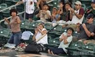 Beisbolas - pavojinga sporto šaka