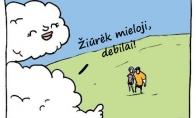 Iš debesėlio perspektyvos