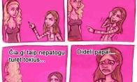 Moteriškas pavydas