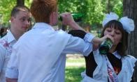 Kaip švenčiamas mokyklos baigimas Rusijoje