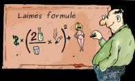 Vyriškos laimės formulė