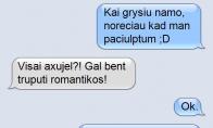 Romantika pagal vyrus