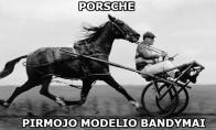 Pirmasis Porsche modelis